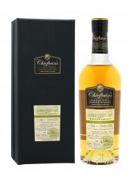 Chieftain Bunnahabhain 1989 24 Year Old Cask 5829 & 5832 Hosghead Single Malt Whisky 700ml w/box