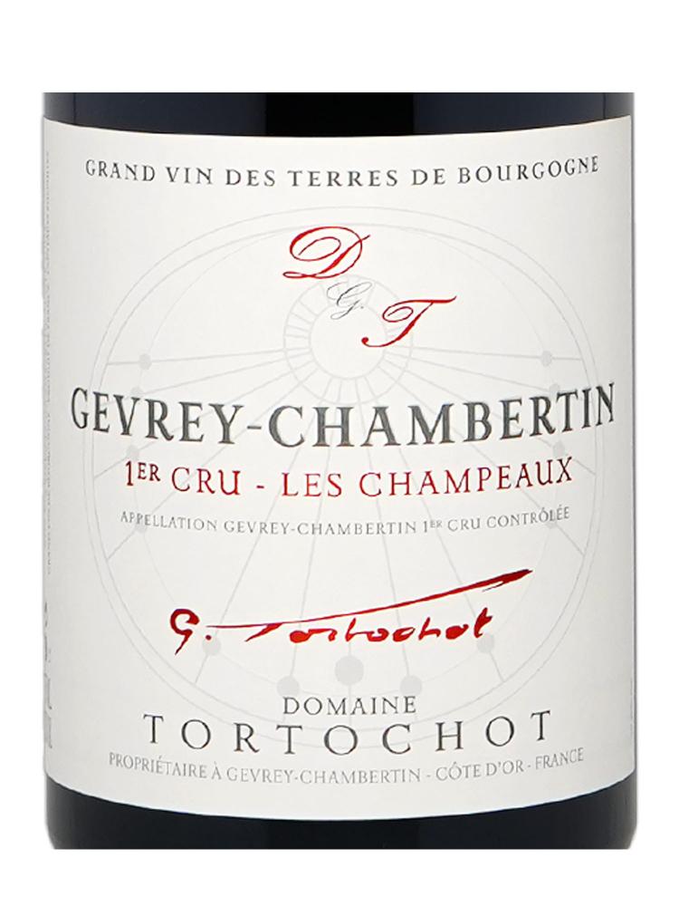 Tortochot Gevrey Chambertin Les Champeaux 1er Cru 2016